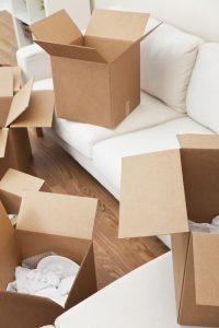 emballage et détaballage déménagement